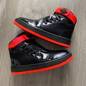 Nike Wmns Air Jordan 1 Nova XX Bred  Womens AJ1